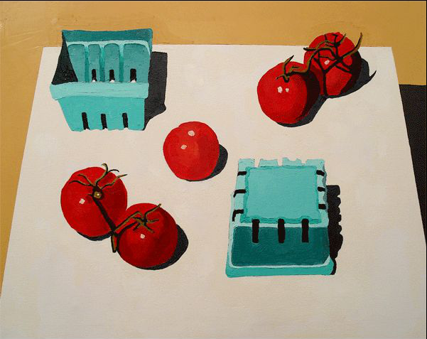 """""""Tomatoes"""" // Oil"""